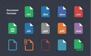 printing file formats