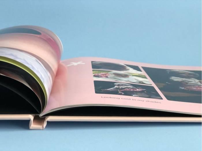 hardback binding