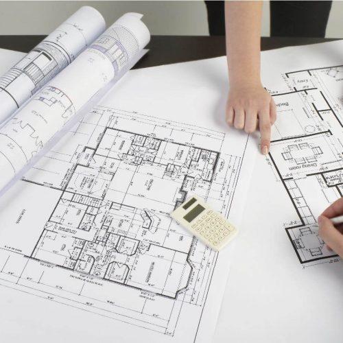 Architect Plan Printing