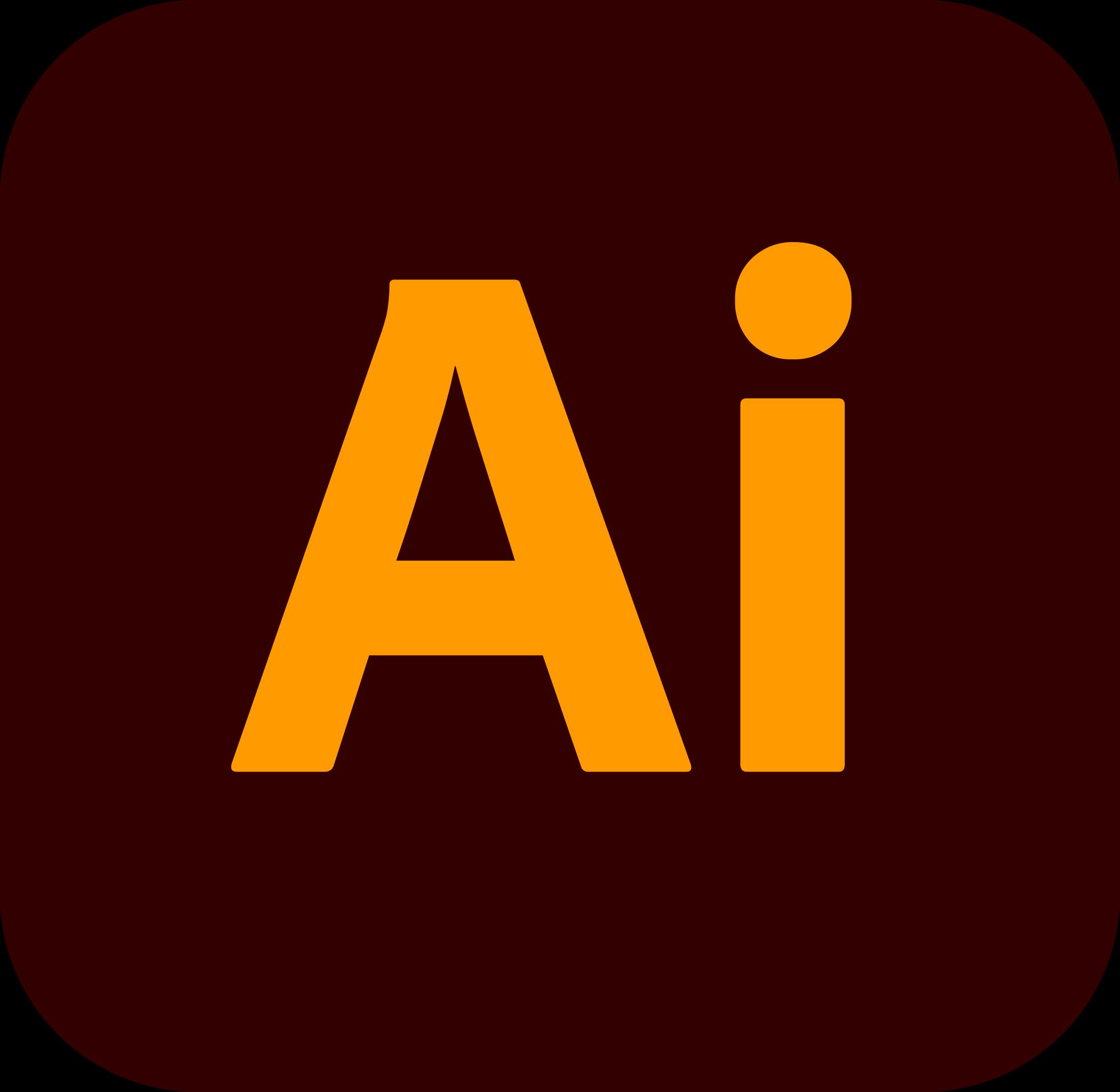 Adobe Illustrator Software Logo