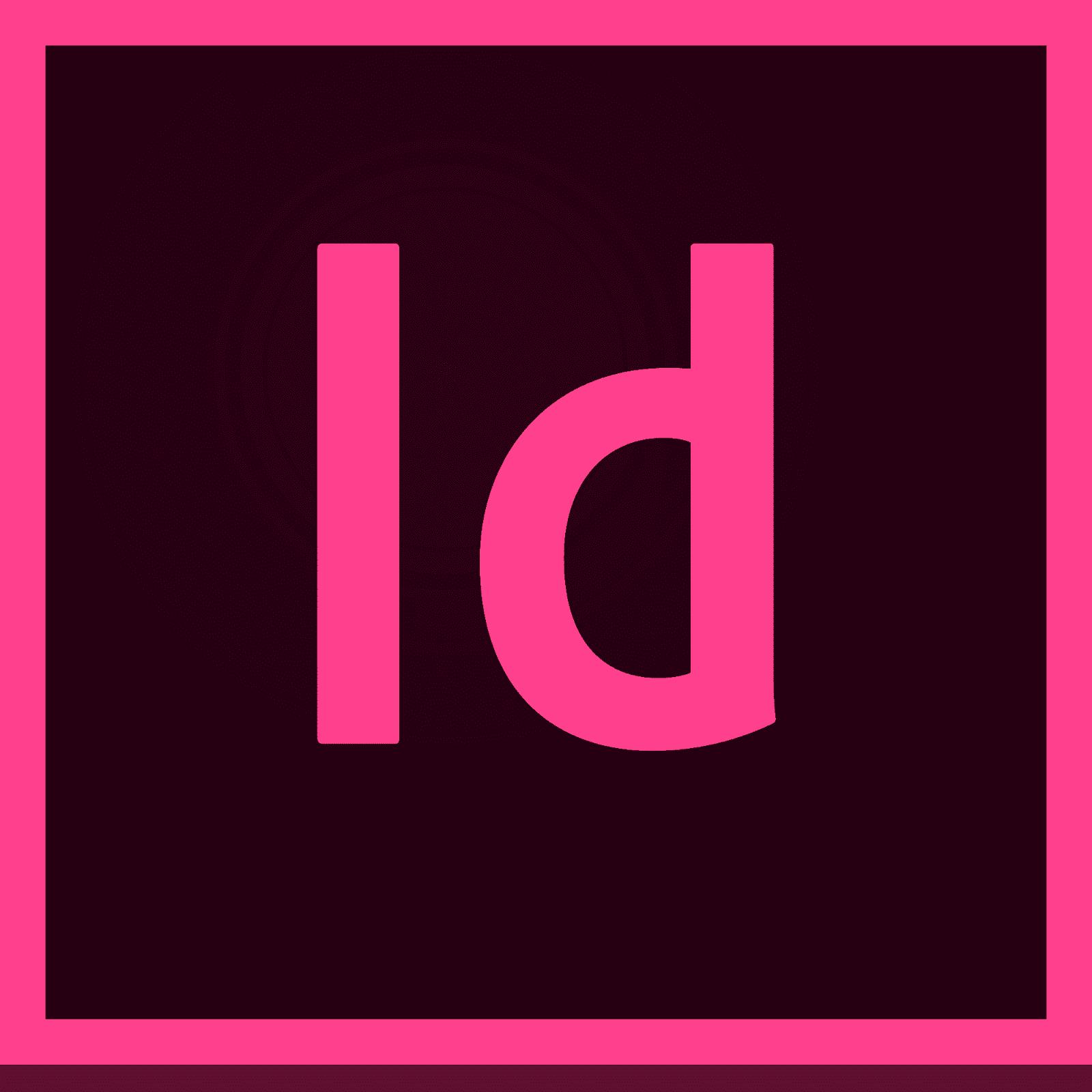 Adobe InDesign Software Logo